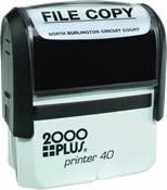 Self-Inking, Notary Public Stamp<br>SINP-IL