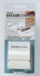 "35300 - 35300 - Secure Stamper Small, Black ink, 1/2"" x 1-5/8"""