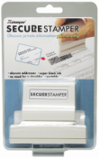 "35301 - Secure Stamper Large, Black ink, 15/16"" x 2-13/16"""