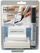"""35303 - 35303 - Xstamper Secure Kit Large, Stamp & Marker Combo, Black ink, 15/16"""" x 2-13/16"""""""