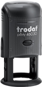 46030 Trodat Self-Inking Stamp