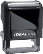 4911 Ideal Self-Inking Stamp