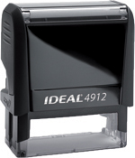 4912 Ideal Self-Inking Stamp
