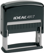 4917 Ideal Self-Inking Stamp