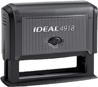 4918 Ideal Self-Inking Stamp