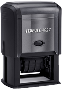 4927 Ideal Self-Inking Stamp