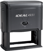 4931 Ideal Self-Inking Stamp
