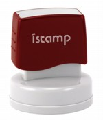 Pre-Inked iStamp, Notary Public Stamp<br>PIISNP-OH