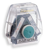N70 - Spin N' Stamp Case - Holds 3 N71 Inserts
