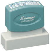Pre-Inked Xstamper, Notary Public Stamp<br>PIXSTNP-ME