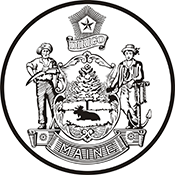 State Seal - Maine<br>SS-ME