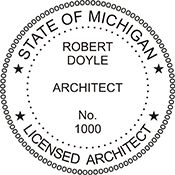 Architect - Michigan<br>ARCH-MI
