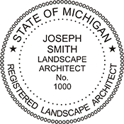 Landscape Architect - Michigan<br>LSARCH-MI