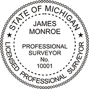 Surveyor - Michigan<br>SURV-MI