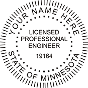 Licensed Professional Engineer - Minnesota<br>ENG-MN