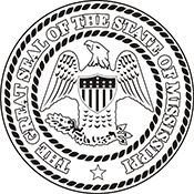 State Seal - Mississippi<br>SS-MS