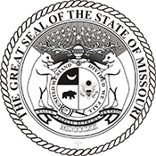 State Seal - Missouri<br>SS-MO
