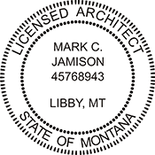 Architect - Montana<br>ARCH-MT