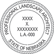 Landscape Architect - Nebraska<br>LSARCH-NE