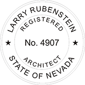 Architect  - Nevada<br>ARCH-NV