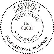 Professional Planner - New Jersey<br>PLAN-NJ