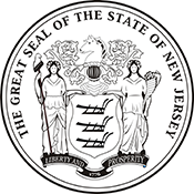 State Seal - New Jersey<br>SS-NJ