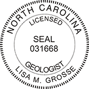 Geologist - North Carolina<br>GEO-NC
