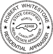 Real Estate Appraiser - North Carolina<br>REAPPR-NC