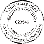 Architect - North Carolina<br>ARCH-NC