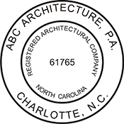 Architectural Company - North Carolina<br>ARCHCOMP-NC