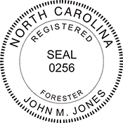 Forester - North Carolina<br>FOREST-NC