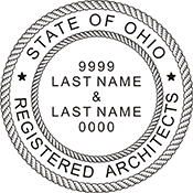 Architects (2 Names) - Ohio<br>ARCHS-OH