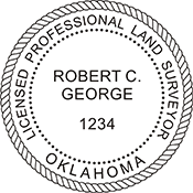 Land Surveyor - Oklahoma<br>LANDSURV-OK