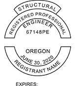 Structural Engineer - Oregon<br>STRUCTENG-OR