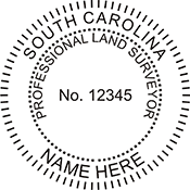 Land Surveyor - South Carolina<br>LANDSURV-SC