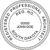 Architect - South Dakota<br>ARCH-SD