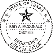 Site Evaluator - Texas<br>SITEVAL-TX