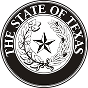 State Seal - Texas<br>SS-TX