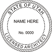 Architect - Utah<br>ARCH-UT