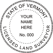 Land Surveyor - Vermont<br>LANDSURV-VT