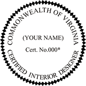 Interior Designer - Virginia<br>INTDESGN-VA