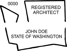 Architect - Washington<br>ARCH-WA