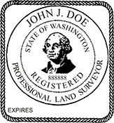 Land Surveyor - Washington<br>LANDSURV-WA