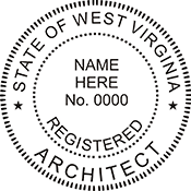 Architect - West Virginia<br>ARCH-WV