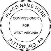 Commissioner - West Virginia<br>COMM-WV