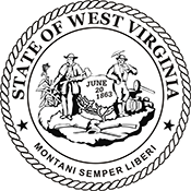 State Seal - West Virginia<br>SS-WV