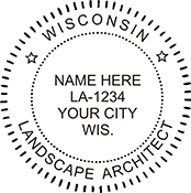 Landscape Architect - Wisconsin <br>LSARCH-WI