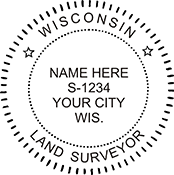 Land Surveyor - Wisconsin <br>LANDSURV-WI