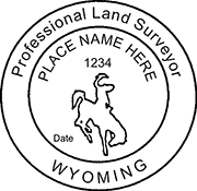 Land Surveyor <br>LANDSURV-WY