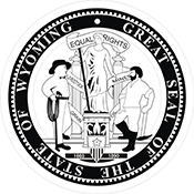 State Seal - Wyoming <br>SS-WY